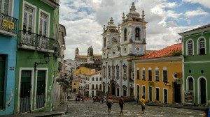 Buildings in Salvador